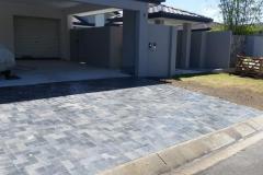 Bluestone-paving