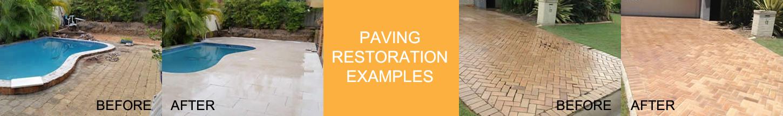 Paving Restoration Gold Coast
